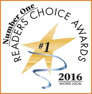 #1 Reader's Choice Awards 2016 Wicked Local